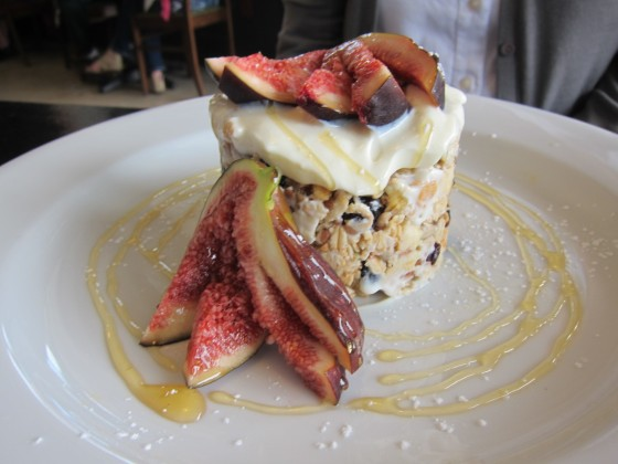 bircher muesli yoghurt figs honey ps cafe dulwich hill