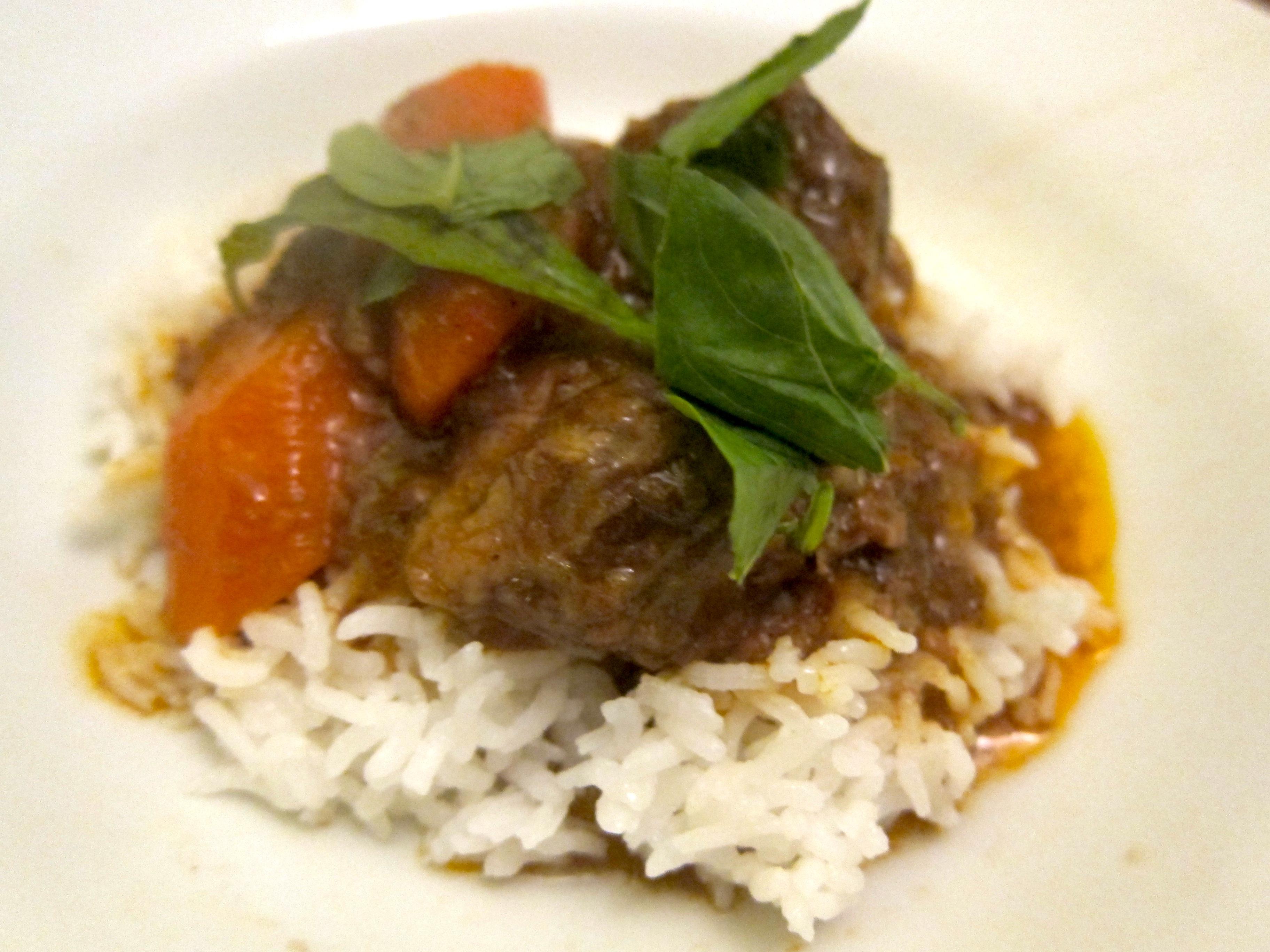 Bò Kho (Vietnamese lemongrass beef stew) « Scoff & Quaff