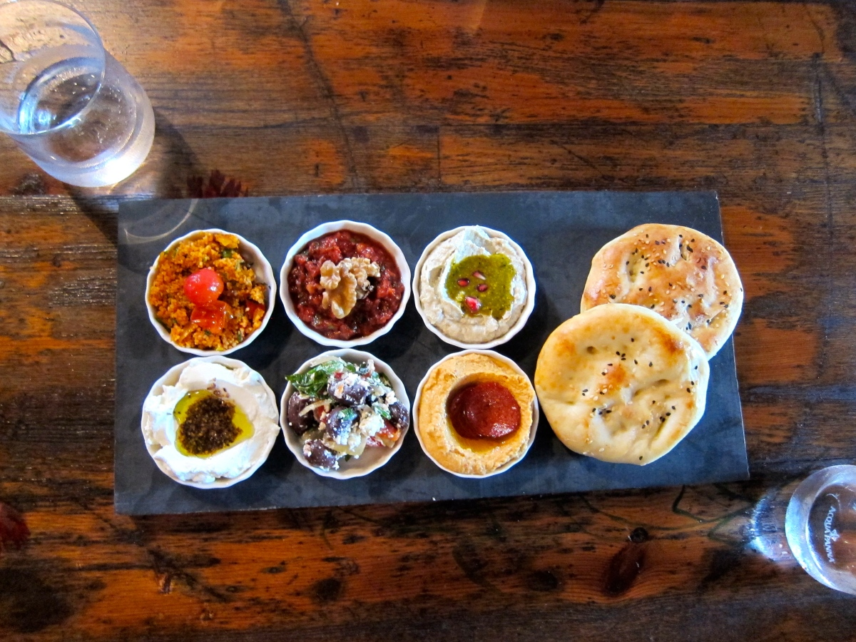 Efendy, Meze Bar and Taste of Sydney with Somer Sivrioglu